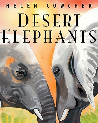 Desert Elephants By Cowcher, Helen