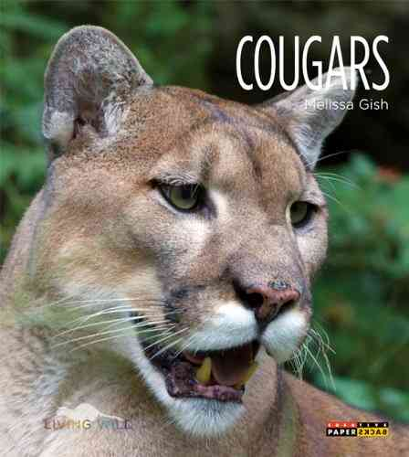 Cougars By Gish, Melissa